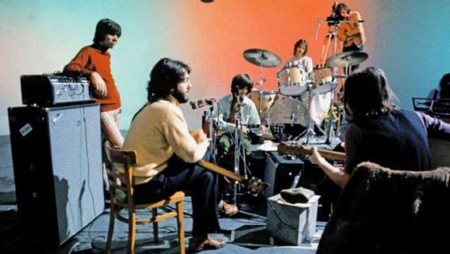 Disney+ se queda con el documental 'Get Back' de los Beatles, que ya no se estrenará en cines.