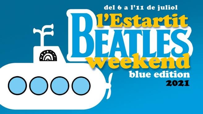 L'Estartit (Girona) recupera el Festival Beatles Weekend tras el parón por la pandemia.