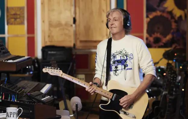 Primer trailer de McCartney 3, 2, 1