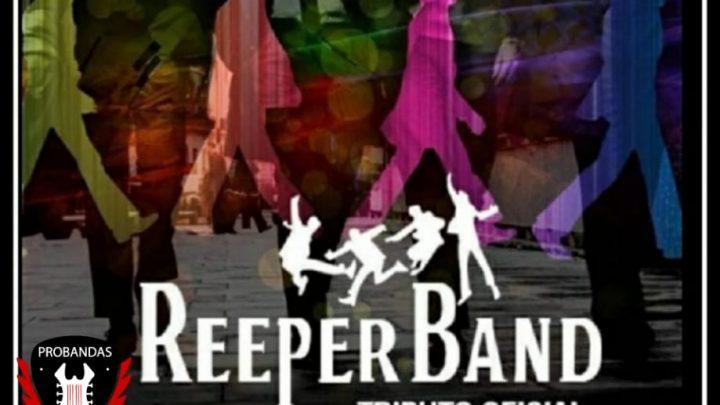 Reeperband tributo a The Beatles en Vivo