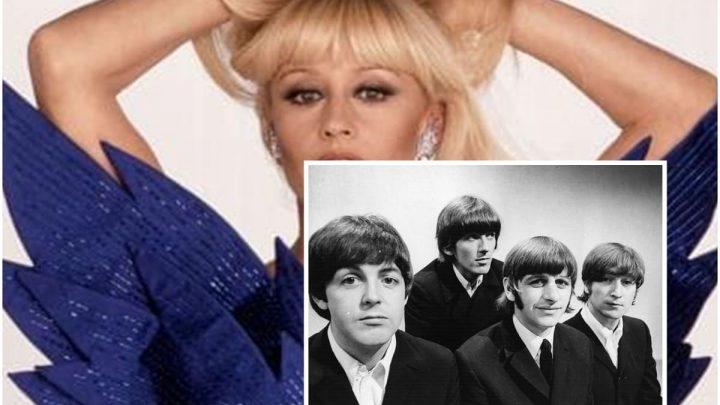 Raffaella Carrà- Midley The Beatles