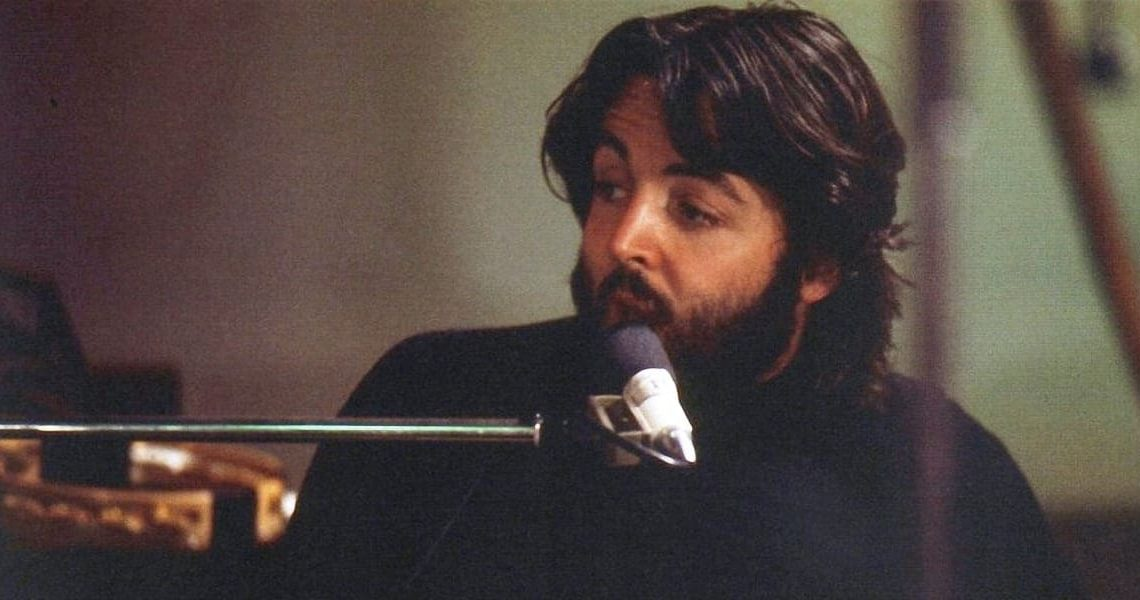 """The Beatles entregó la mezcla 2021 de """"The Long And Winding Road"""""""